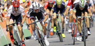 Boassaon Hagen ligó su tercer victoria en el Tour de Francia