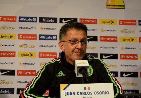 Le ofrecerían a Osorio quedarse tras mundial