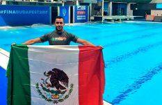Estoy motivado por representar a México: Ocampo