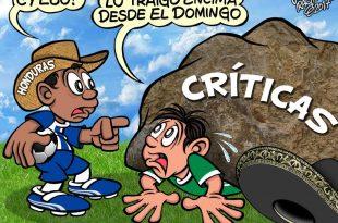 Con muchas críticas, el Tricolor se mide ante Honduras