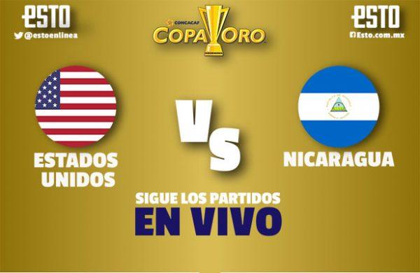 Panamá y EU se acercan a siguiente ronda de Copa Oro