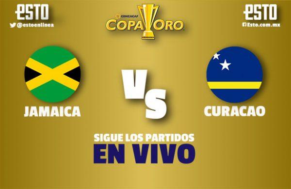 Copa Oro: Jamaica venció a Curazao por el Grupo C