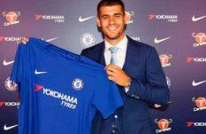 Chelsea hace oficial la llegada de Álvaro Morata