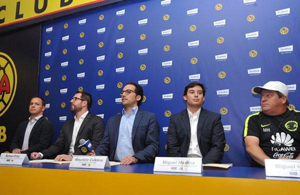 Stubhub y Club América firman alianza para renta de abonos