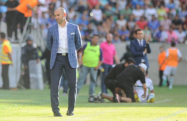 Jémez, satisfecho con el empate ante Zacatepec