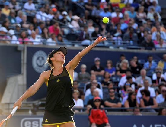 Listas las semifinales del Abierto de tenis de Toronto