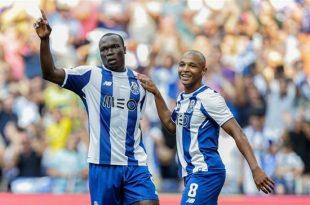 Con Corona y Layún en cancha, Porto golea a Moreirense