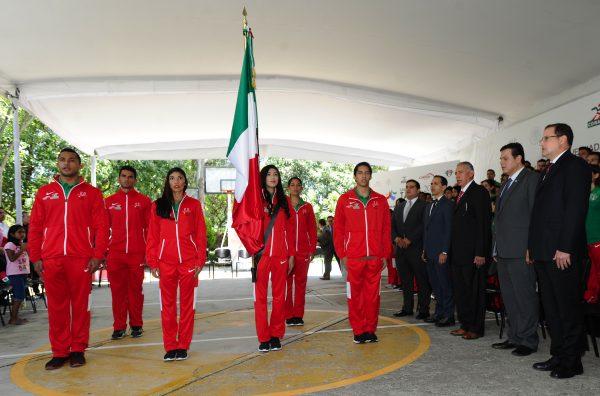 Lista, la delegación mexicana para la Universiada Mundial