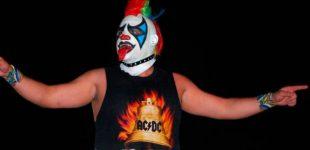 Psycho Clown confia en hacer una gran lucha ante Wagner Jr.