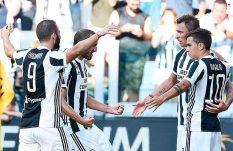 La Juventus golea e inicia con el pie derecho la Serie A