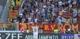 Moreno no debuta con la Roma en el arranque de la Serie A