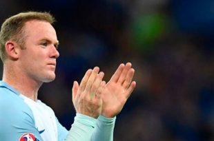 Rooney le dice adiós a la selección inglesa