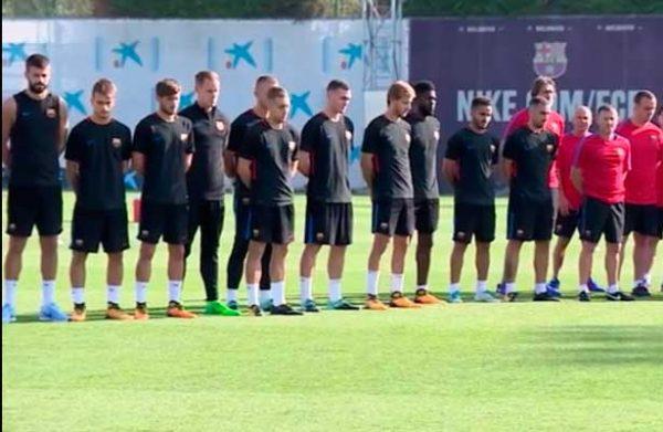 El Barcelona lucirá en su partido del viernes ante el Betis en la primera  jornada de la Liga española 4a808e9e564