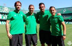 Andrés Guardado será uno de los capitanes del Betis