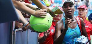 Venus Williams avanza a segunda ronda en el torneo de Cincinnati