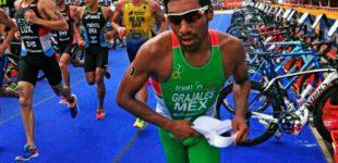 Grajales comanda selección de triatlón con miras al Mundial