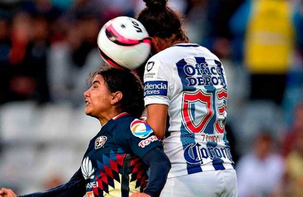 Partido de Liga MX Femenil Impone Récord de Asistencia