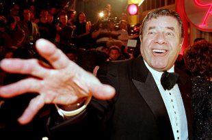 Muere a los 91 años el comediante Jerry Lewis
