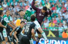 Monterrey gana a un León que se hunde en la tabla