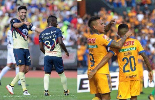 Cruz Azul igualó con Monterrey con chilenos en cancha — México