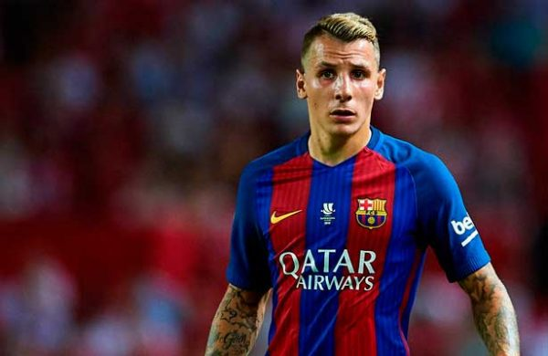 Jugador del Barcelona auxilió a heridos por atentado
