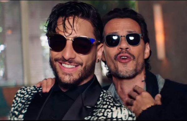 Maluma y Marc Anthony estrenan el videoclip de