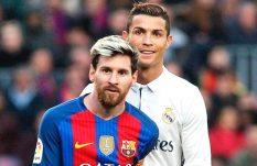 Ronaldo y Messi disputan el premio The Best