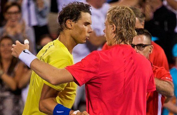 Federer volvió a ganarle a Ferrer y pasó a cuartos — Montreal
