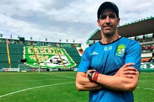 Para Gustavo Díaz, será especial enfrentar a Diego Alonso