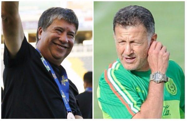 Las palabras de Bolillo Gómez tras caer frente a México