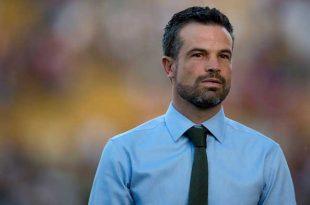 Rafa Puente se vuelve loco con el gol de Escoto