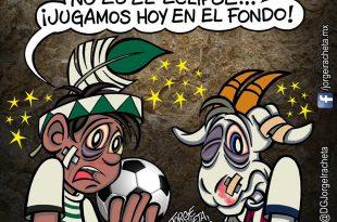 Chivas y Santos se juegan el sótano de la Tabla