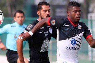 Tras ser dado de baja con Lobos BUAP, Palacios habla
