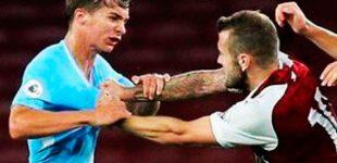 Jack Wilshere, a los golpes con un juvenil del Manchester City