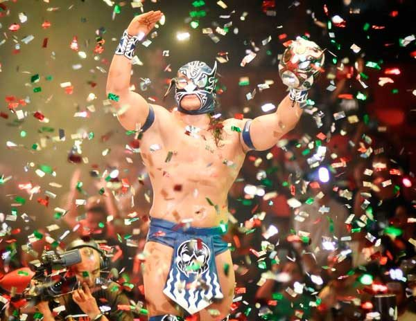Gran Guerrero, a consagrarse en el 84 Aniversario del CMLL