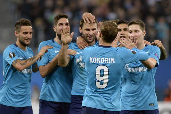 La Real Sociedad es goleada en Europa League sin Carlos Vela