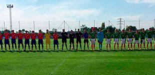 El Tricolor sub 17 cayó 1-3 ante España