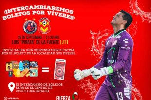 Boletos por ayuda, la gran propuesta de Veracruz