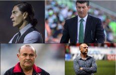 Cuatro cabezas han rodado en la Liga MX