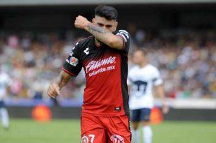 Gustavo Bou ya se encendió en la Liga MX