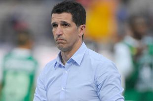 Gustavo Díaz, feliz por el paso de León