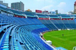 El Estadio Azul no sufrió afectaciones tras sismo