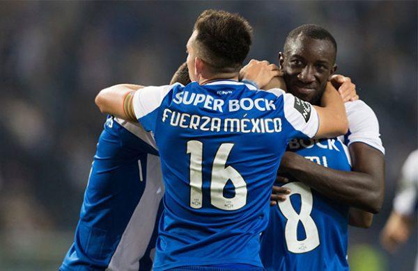 México, presente en nueva goleada del Porto
