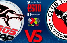 EN VIVO: Lobos BUAP 1-2 Xolos Jornada 10, Apertura 2017