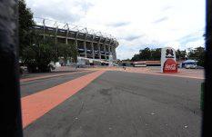 El estadio Azteca, listo para la reanudación de la Liga MX