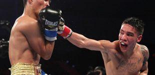 Óscar Valdez derrota a Servania en dramática pelea