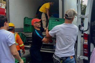 Paco Jémez apoya tras el sismo