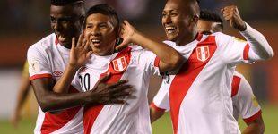 Perú ya tiene la formula para llegar al Mundial