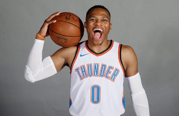 Récord NBA: Westbrook renueva por 5 años y ¡205 millones!