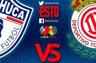 EN VIVO: Pachuca 2-1 Toluca Jornada 10, Apertura 2017